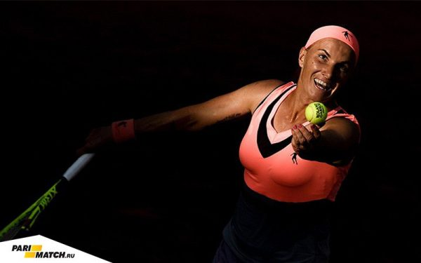 Теннисистка
