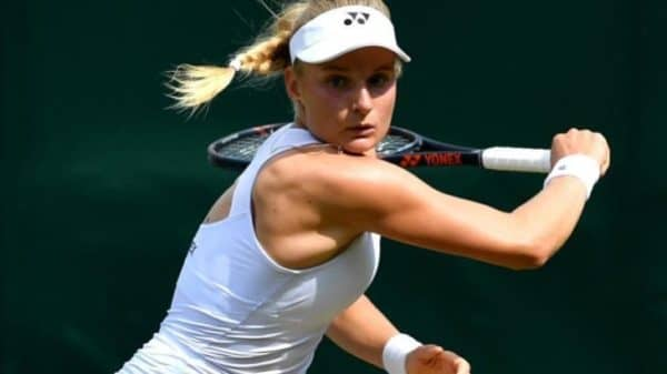 Даяна Ястремская — Виктория Голубич прогноз на теннис