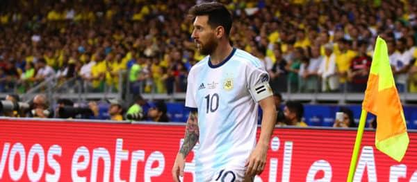 Прогноз матча Аргентина — Чили