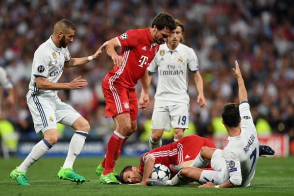 Прогноз матча Бавария -Реал Мадрид