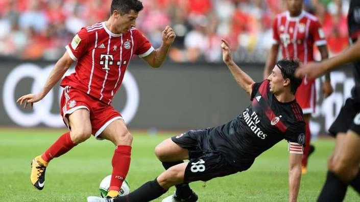 Прогноз на игру Бавария Мюнхен -Милан