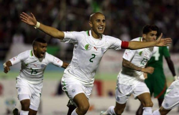 Прогноз на матч Алжир — Нигерия