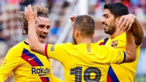 Барселона-РеалБетиспрогноз матча Ла-Лиги 25 августа