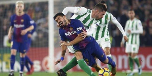 Прогноз и ставки на игру Барселона -Реал Бетис
