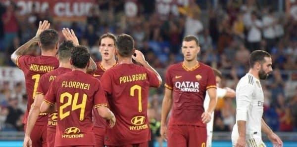 Рома-Дженоапрогноз матча Серии А 25 августа