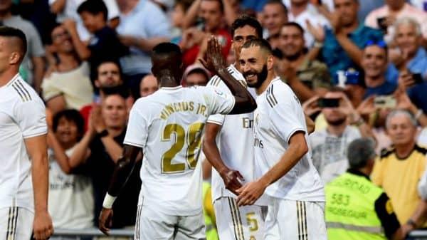 Предварительный прогноз и ставки на игру Реал Мадрид -Леванте