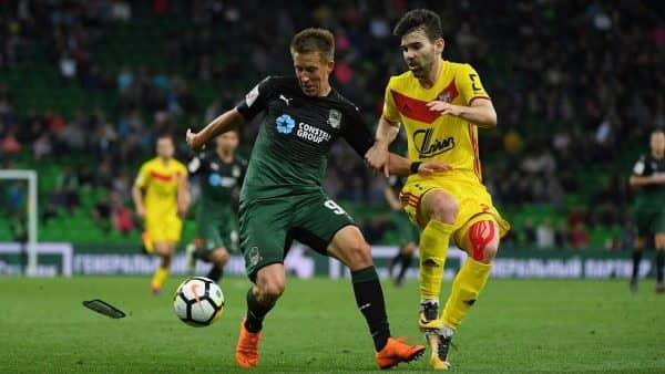 Предварительный прогноз и ставки на поединок Краснодар – Арсенал Тула