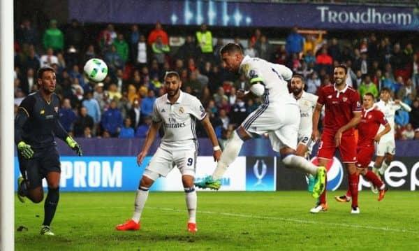 Предварительный прогноз и ставки на поединок Севилья — Реал Мадрид