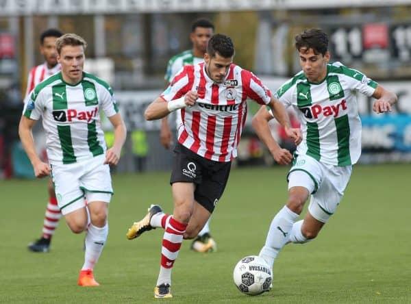 Предварительный прогноз и ставки на игру Гронинген - Спарта Роттердам