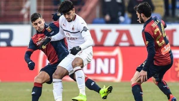 Предварительный просмотр и ставки на поединок Дженоа– Милан