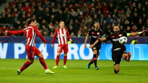 Ставки и предварительный прогноз на матч Атлетико Мадрид - Байер Леверкузен