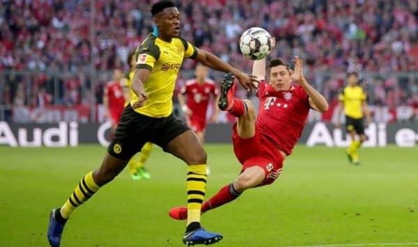 Бавария — Боруссия Дортмунд прогноз на матч Бундеслиги 9 ноября