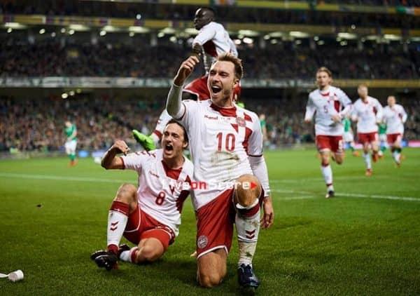 Дания - Гибралтар прогноз на матч квалификации Евро-2020 15 ноября