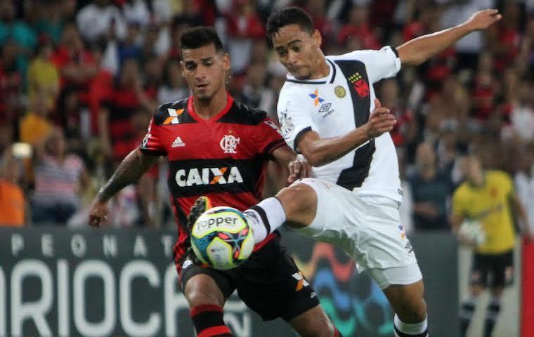 Фламенго — Васко да Гама прогноз на матч Бразильской Серии А 14 ноября