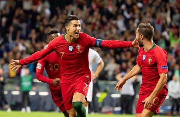 Португалия - Литва прогноз на квалификационный матч Евро-2020 14 ноября