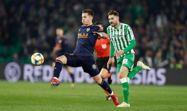 Предварительный прогноз и ставки на игру Реал Бетис - Валенсия