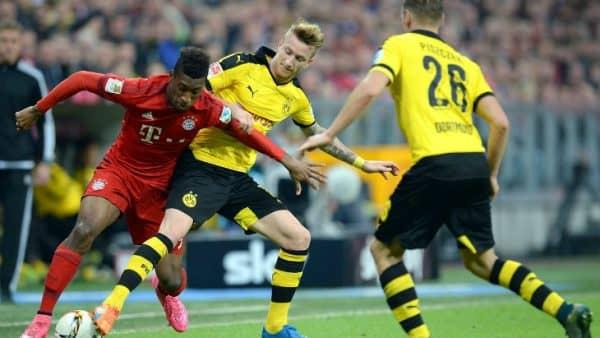 Предварительный прогноз и ставки на поединок Бавария — Боруссия Дортмунд