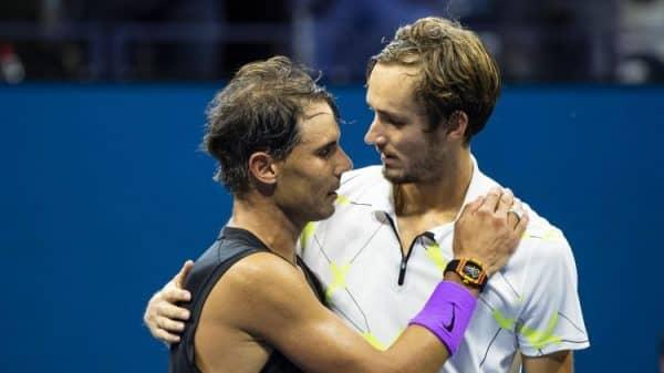 Рафаэль Надаль — Даниил Медведев прогноз на турнир ATP по теннису 13 ноября