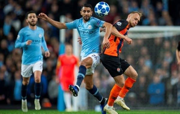 Ставки и предварительный прогноз на поединок Манчестер Сити - Шахтер Донецк