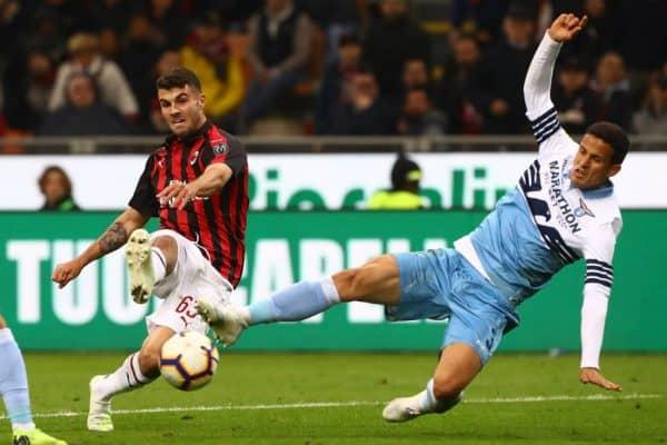Ставки и предварительный прогноз на поединок Милан - Лацио