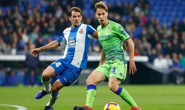 Эспаньол - Бетис прогноз на матч Испанской Ла Лиги 15 декабря