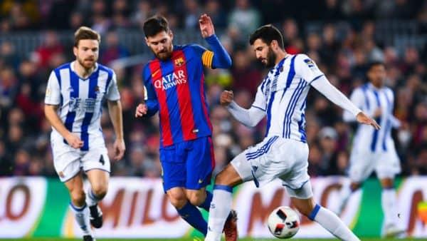 Предварительный прогноз и ставки на игру Реал Сосьедад - Барселона