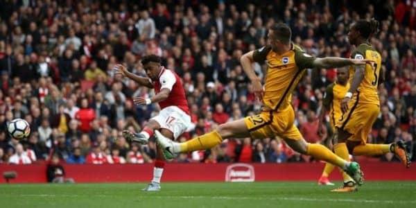 Предварительный прогноз и ставки на поединок Арсенал - Брайтон