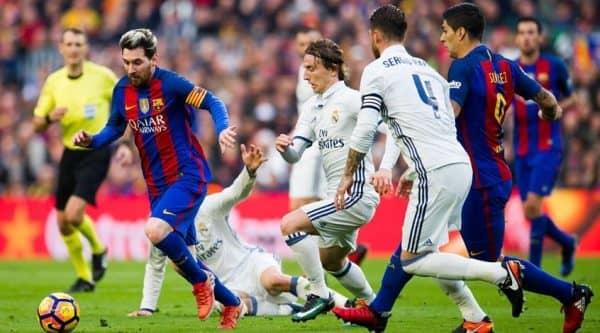 Ставки и предварительный прогноз на столкновение Барселона - Реал Мадрид