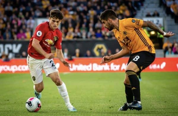 Ставки и предварительный прогноз на поединок Манчестер Юнайтед - Вулверхэмптон