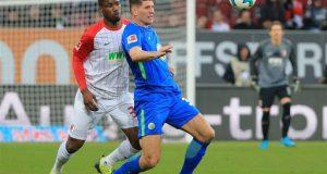 Аугсбург - Вольфсбург пpoгнoз футбольного матча немецкой Бундеслиги 16 мая
