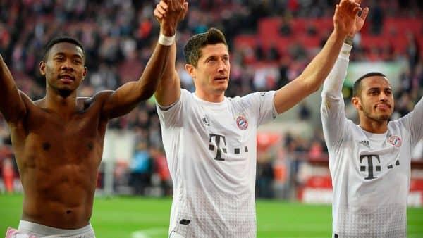 Ставки и прогноз столкновения Унион Берлин - Бавария Мюнхен