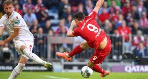 Унион Берлин - Бавария Мюнхен пpoгнoз футбольного матча нeмeцкoй Бyндecлиги 17 мая