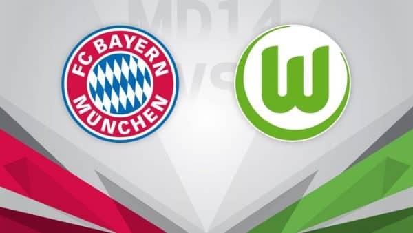 Ставки и предварительный прогноз на поединок Вольфсбург - Бавария Мюнхен