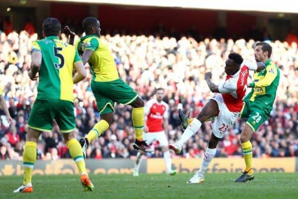 Ставки и прогноз на столкновение Арсенал - Норвич Сити