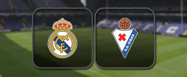 Ставки и прогноз на столкновение Реал Мадрид - Эйбар