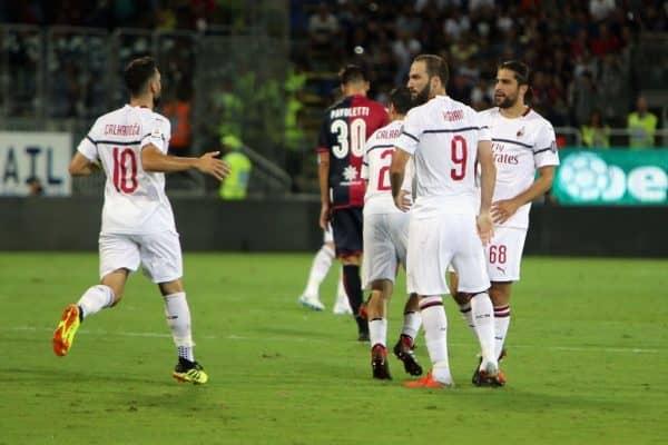 Ставки и прогноз на столкновение Милан - Кальяри