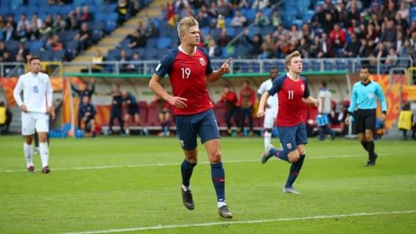 Ставки и прогноз на столкновение Норвегия — Австрия
