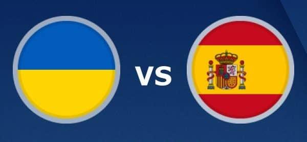 Ставки и прогноз столкновения Испания - Украина