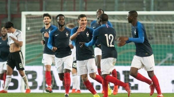 Ставки и прогноз на столкновение Франция U21 - Словакия U21