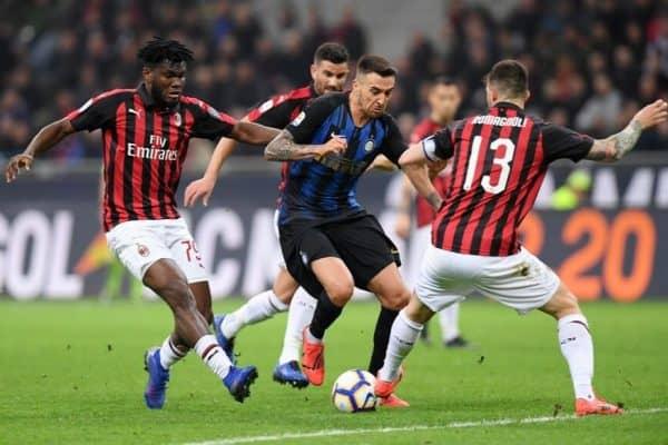 Ставки и прогноз столкновения Интер - Милан