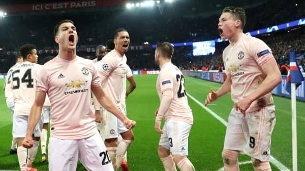 Ставки и прогноз столкновения ПСЖ - Манчестер Юнайтед